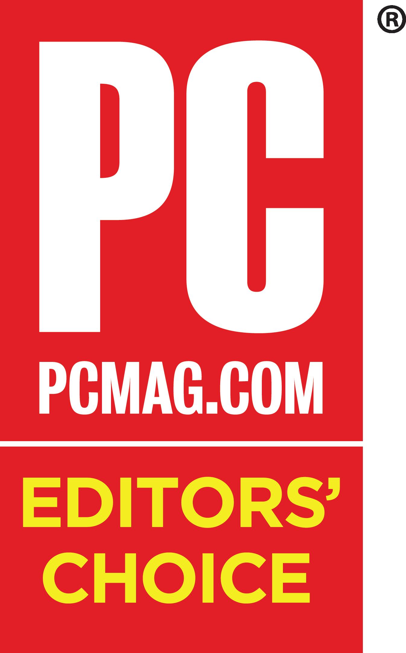PCMag's Editors Choice
