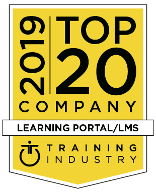 Training Industry's Top 20 Learning Portal/LMS Company