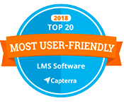 Capterra's Top 20 Most User Friendly LMS Software