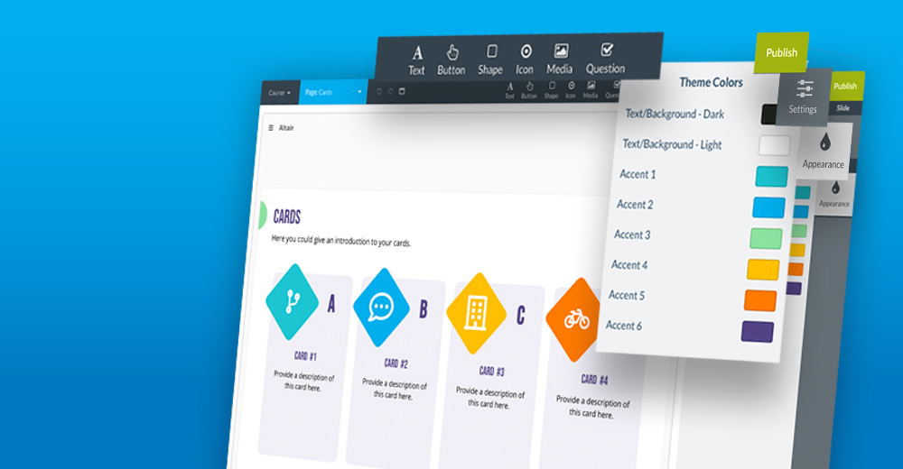Online Course Builder & Authoring Tool