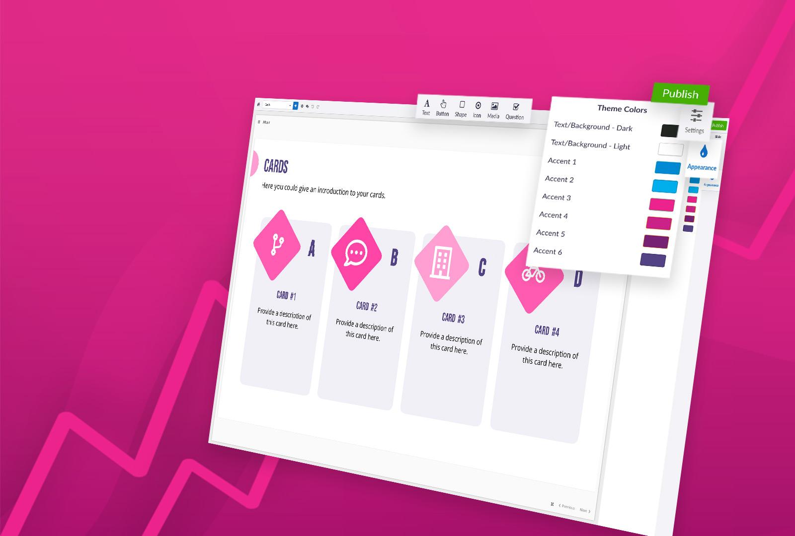 Absorb Create LI: Online Course Builder