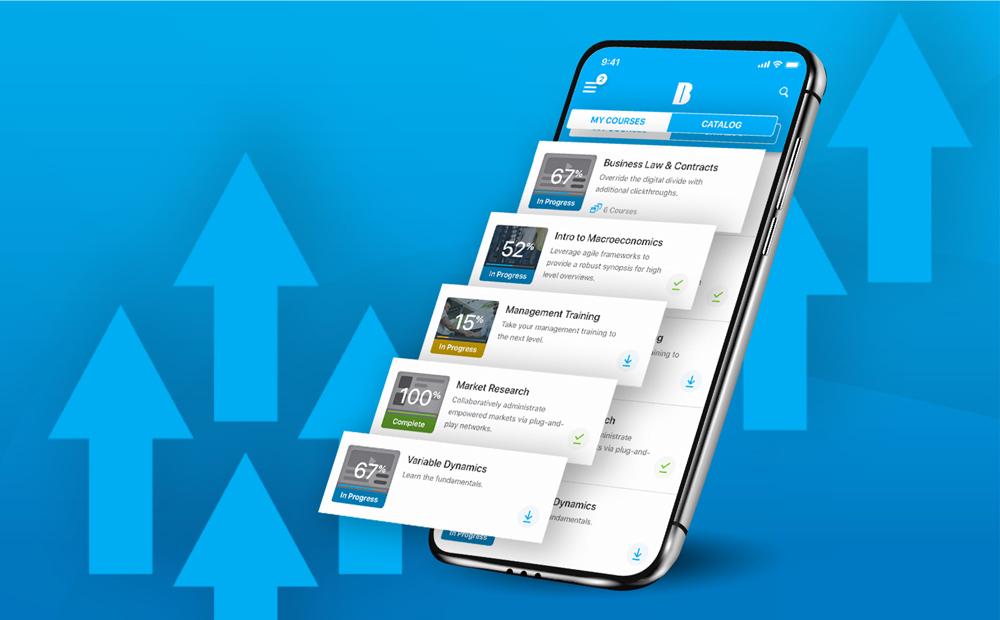Absorb LMS Mobile App