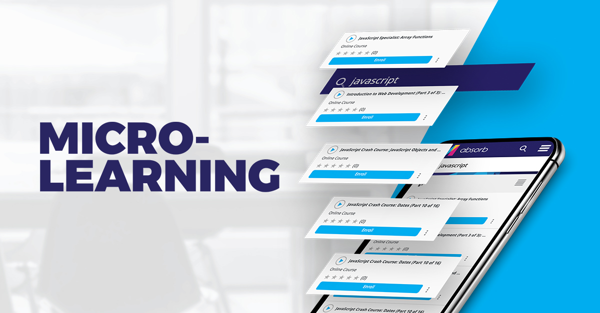 What Is Microlearning?