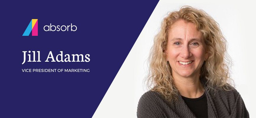 Jill Adams Announced as VP of Marketing