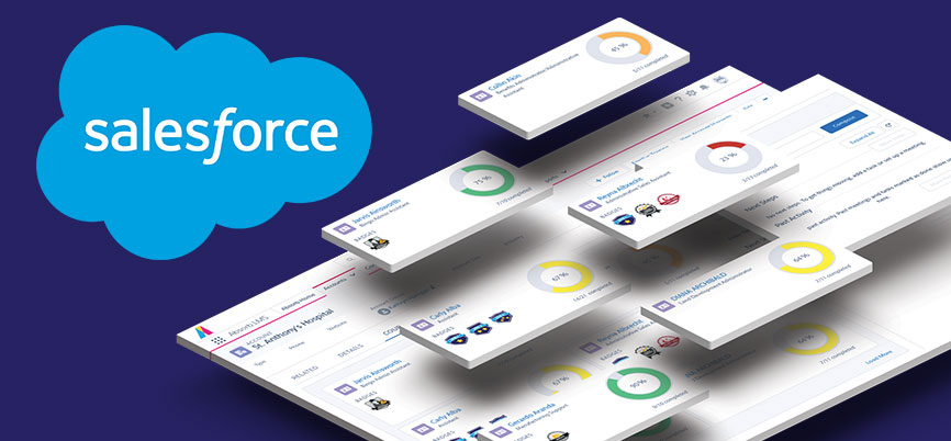 Absorb LMS App for Salesforce