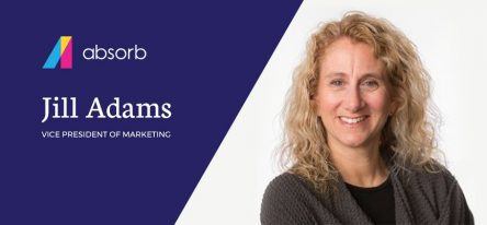 Jill Adams, VP of Marketing