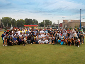 Absorb Software Lawn Bowling Event 2017