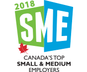 Canada's Top small and medium Employers