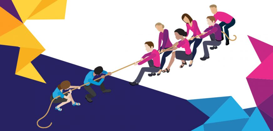 Tug Of War - How to Compete for Talent in Full Employment Job Market - White Paper - Absorb LMS
